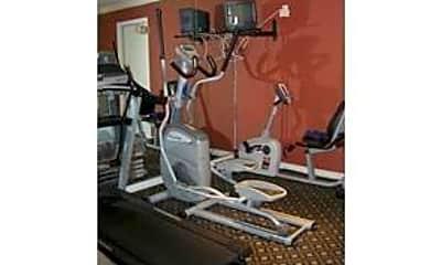 Fitness Weight Room, 12648 Kenwood Ln B, 2