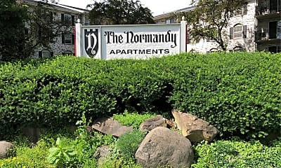 The Normandy Apartments, 1