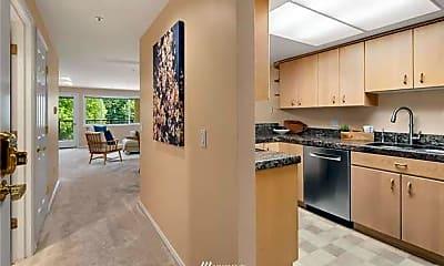 Kitchen, 9320 NE Juanita Dr. Unit 2A, 1