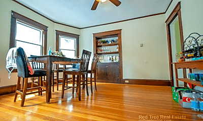 Dining Room, 12 Hunnewell Ave, 1