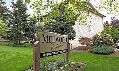 Community Signage, Millwood Estates, 0