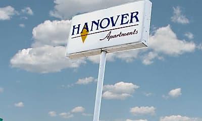 Hanover Apartments, 2