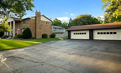 Building, 6335 Peacedale Avenue, 0