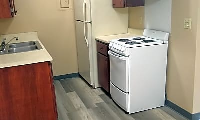 Kitchen, 3013 Woodland Ave, 1