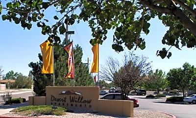 Community Signage, Desert Willow, 0