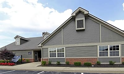 Leasing Office, Keeneland Crest, 2