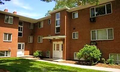 Pine Manor Apartments, 1