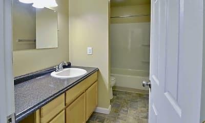 Bathroom, Cambridge Apartments, 2