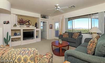 Living Room, 695 W Vistoso Highlands Dr 209, 1