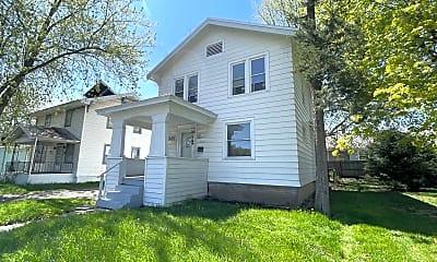Building, 4608 Lafayette St, 1