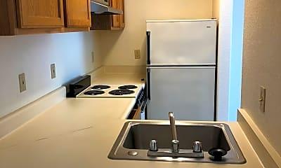 Kitchen, 435 South 6th Street, Unit 15, 0