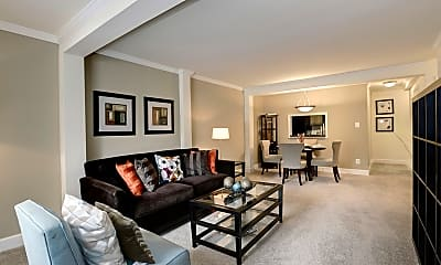 Living Room, Bethesda Hill, 0