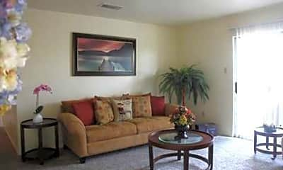 Living Room, Eastmark at Wolf Pen, 1