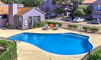Pool, 2201 Hayes Rd, 0