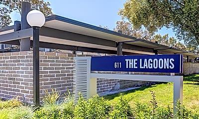 Community Signage, The Lagoons, 2