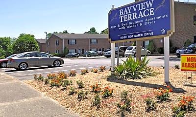 Community Signage, Bayview Terrace, 2