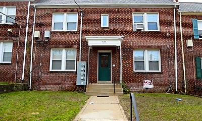 Building, 429 Evarts St NE, 0