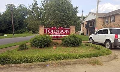 Johnson Apartments, 1