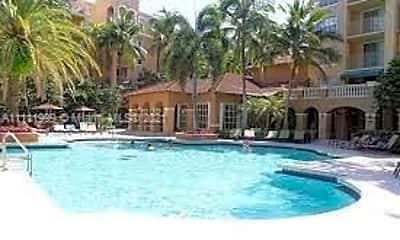 Pool, 19501 E Country Club Dr 9105, 2