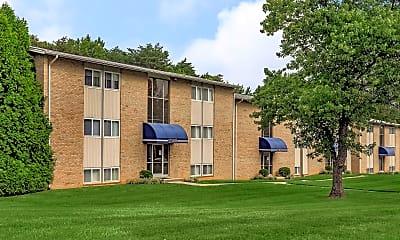 Building, Edgewood Park, 1