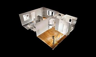 Living Room, 1529 Granville Ave, 2