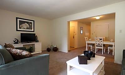 Living Room, The Hamptons, 1