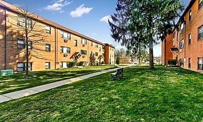 Building, Springfield Green, 0