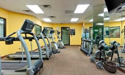 Fitness Weight Room, 2200 N Classen Blvd. Ste 1004, 1