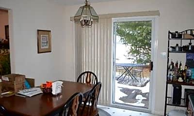 Dining Room, 18409 Harvest Meadows Drive East, 2