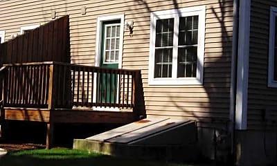 Patio / Deck, Gardner Street Condos, 2