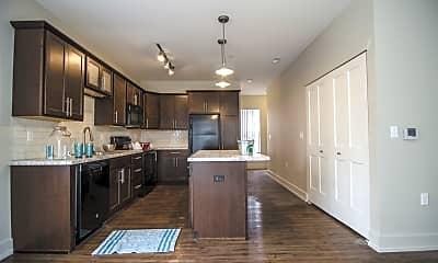 Kitchen, 1122 Beech St, 1