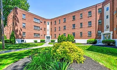 Building, Tremont Apartments, 0