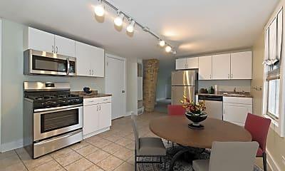 Kitchen, 3436 N Hamilton Ave 3, 1