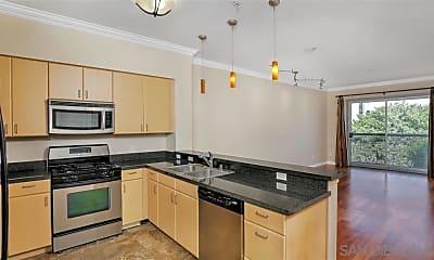 Kitchen, 445 Island Ave 407, 0