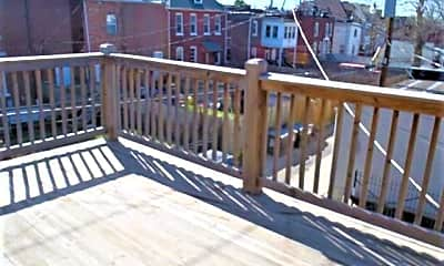 Patio / Deck, 1911 Lawrence St, 2