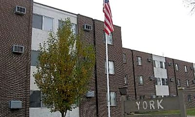 York Manor Apartments, 0