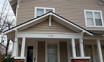 Building, 719 Asp Ave, 0