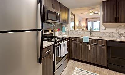 Kitchen, Siena Apartments, 1