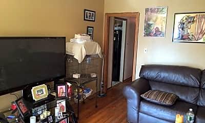 Living Room, 46 Wright St, 1