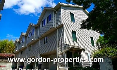 Building, 8321 N Willamette Blvd, 0