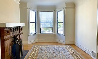 Living Room, 1654 Sanchez St, 0