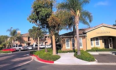 Mariposa Apartments, 1
