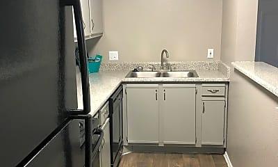 Kitchen, Raintree, 2