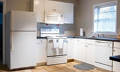 Kitchen, Room for Rent -  a 10 minute walk to bus 144, 0