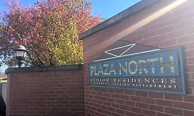 Building, Plaza North, 0