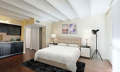 Bedroom, Skyline Uptown, 1