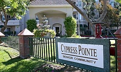 Community Signage, Cypress Pointe Senior Community, 2