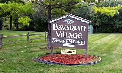 Bavarian Village Apartments, 1