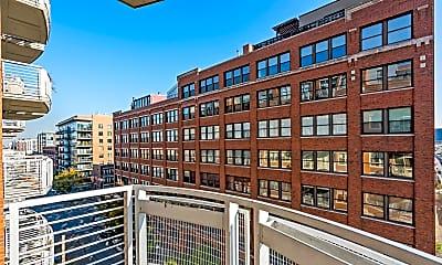 Building, 933 W Van Buren St 607, 2
