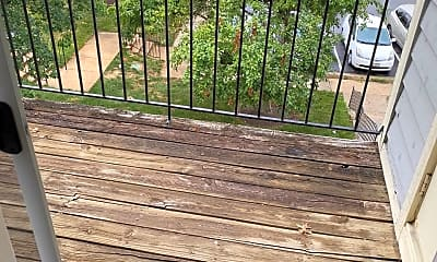 Patio / Deck, 103 Water Fountain Way 301, 1